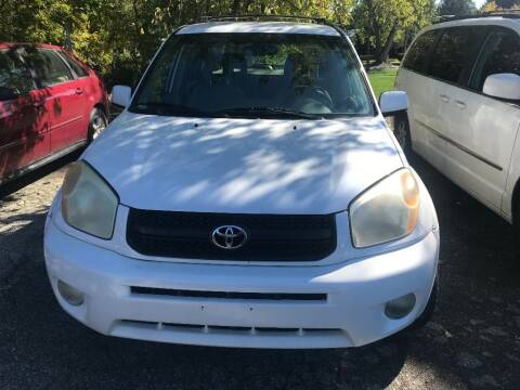 2005 Toyota RAV4 for sale at Certified Motors in Bear DE