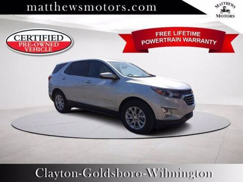 2021 Chevrolet Equinox for sale at Auto Finance of Raleigh in Raleigh NC
