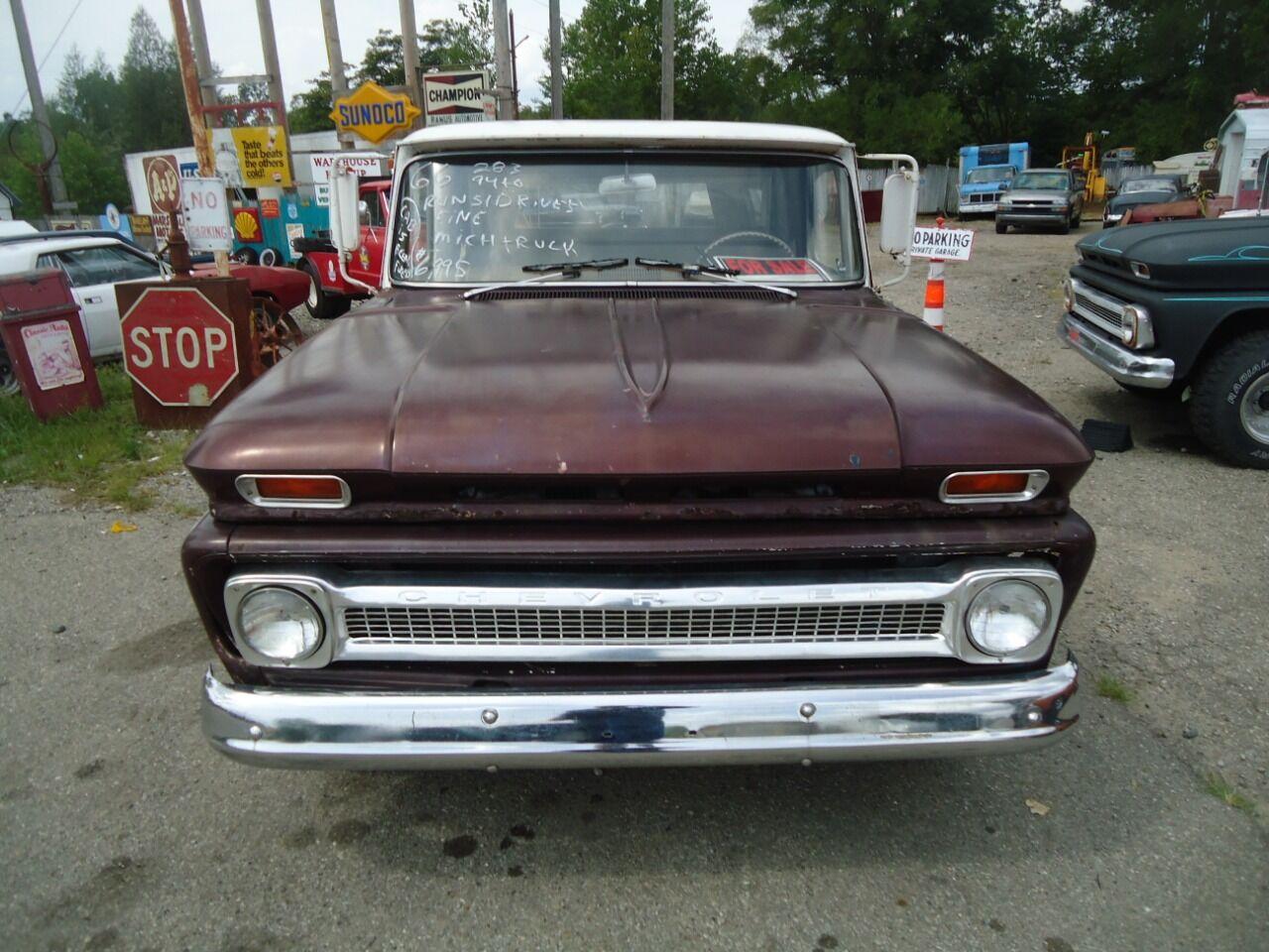 1966 Chevrolet C/K 10 Series 5