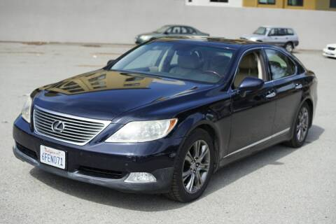 2008 Lexus LS 460 for sale at Sports Plus Motor Group LLC in Sunnyvale CA