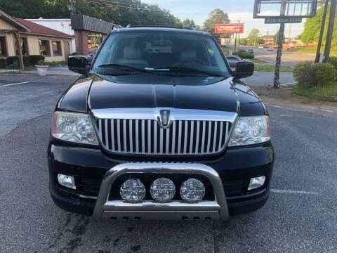2006 Lincoln Navigator for sale at ATLANTA AUTO WAY in Duluth GA