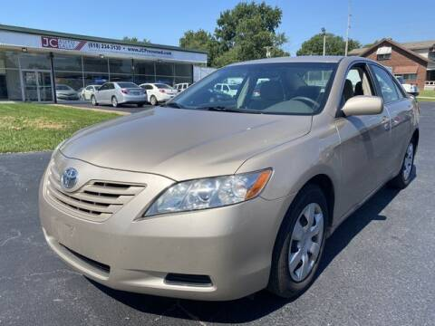 2009 Toyota Camry for sale at JC Auto Sales Inc in Belleville IL