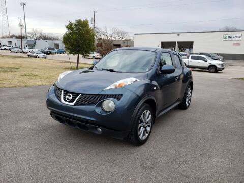2011 Nissan JUKE for sale at Image Auto Sales in Dallas TX