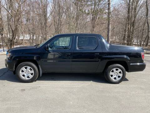 2013 Honda Ridgeline for sale at MICHAEL MOTORS in Farmington ME
