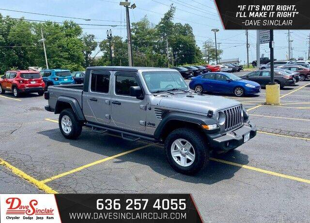 2020 Jeep Gladiator for sale at Dave Sinclair Chrysler Dodge Jeep Ram in Pacific MO