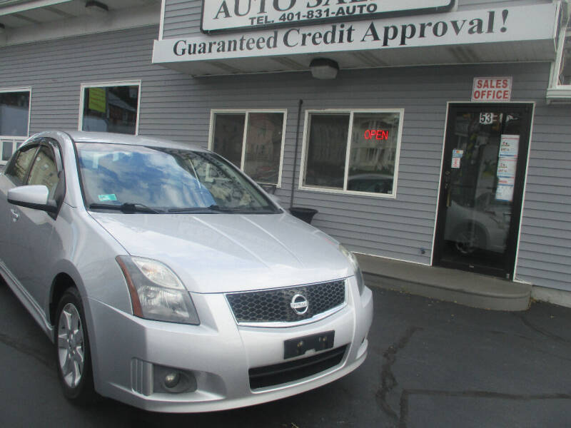 2011 Nissan Sentra for sale at Gold Star Auto Sales in Johnston RI