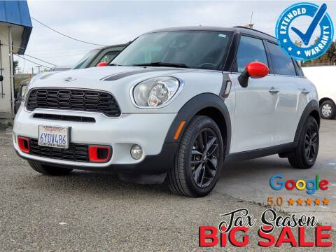 2012 MINI Cooper Countryman for sale at Gold Coast Motors in Lemon Grove CA