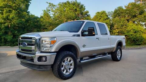 2013 Ford F-250 Super Duty for sale at Houston Auto Preowned in Houston TX