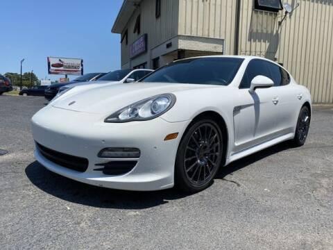 2011 Porsche Panamera for sale at Premium Auto Collection in Chesapeake VA