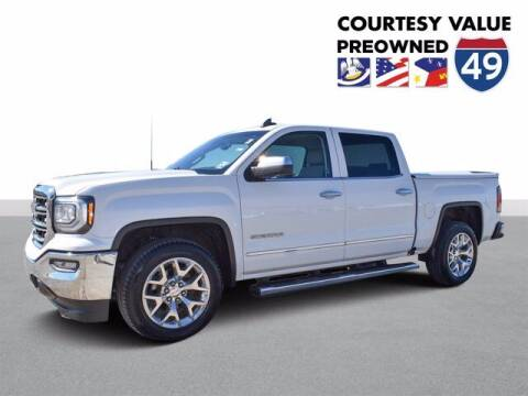 2017 GMC Sierra 1500 for sale at Courtesy Value Pre-Owned I-49 in Lafayette LA