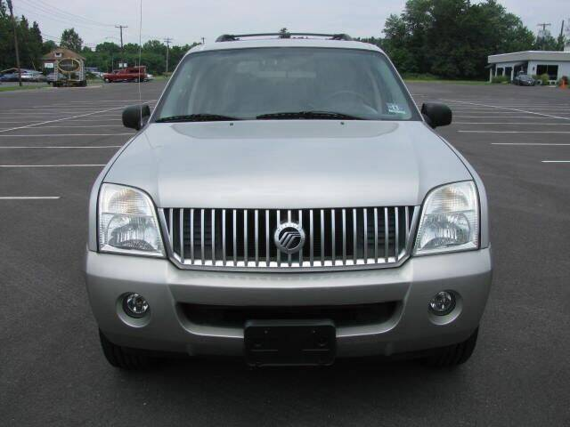 2003 Mercury Mountaineer for sale at Iron Horse Auto Sales in Sewell NJ