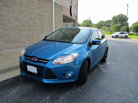 2014 Ford Focus for sale at Vantage Motors LLC in Raytown MO