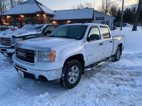 2009 GMC Sierra 1500 for sale at Winner's Circle Auto Sales in Tilton NH