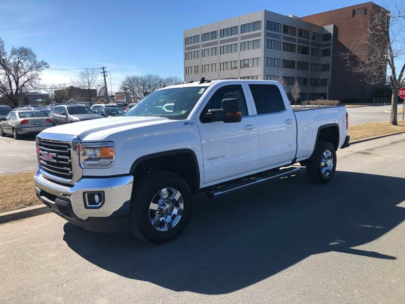 2018 GMC Sierra 3500HD for sale at American Muscle in Schuylerville NY