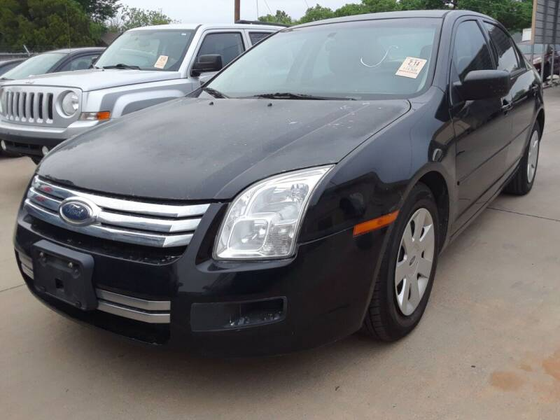 2007 Ford Fusion for sale at Auto Haus Imports in Grand Prairie TX
