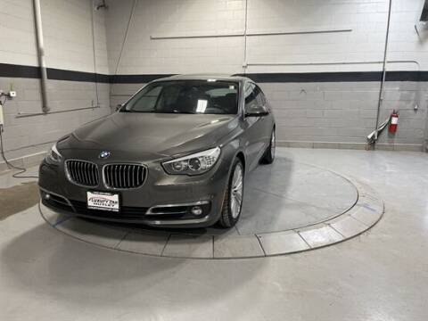 2015 BMW 5 Series for sale at Luxury Car Outlet in West Chicago IL