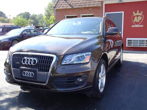 2011 Audi Q5 for sale at AP Automotive in Cary NC