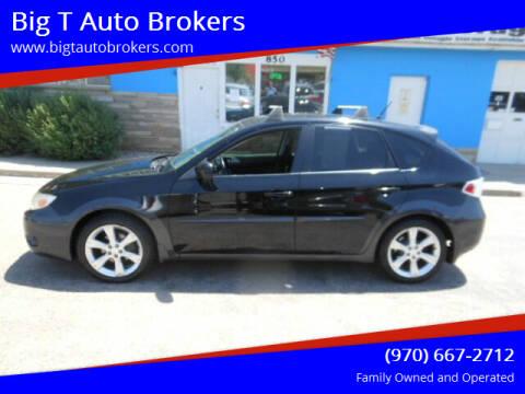 2008 Subaru Impreza for sale at Big T Auto Brokers in Loveland CO