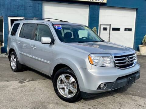 2013 Honda Pilot for sale at Saugus Auto Mall in Saugus MA