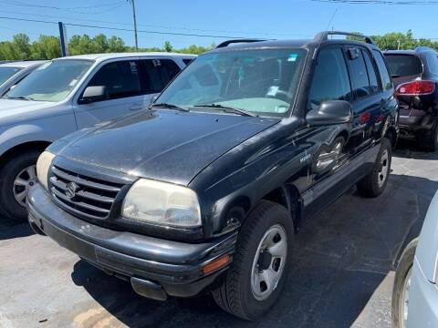2001 Suzuki Vitara for sale at American Motors Inc. - Cahokia in Cahokia IL