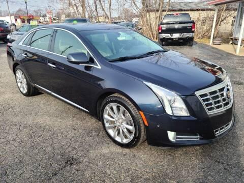 2014 Cadillac XTS for sale at Van Kalker Motors in Grand Rapids MI