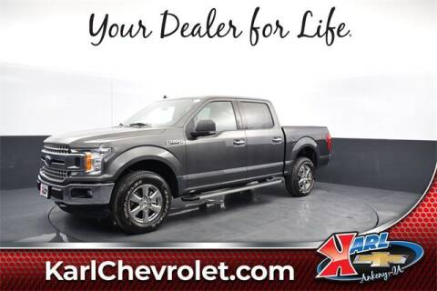 2020 Ford F-150 for sale at Karl Pre-Owned in Glidden IA