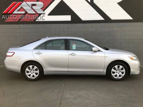 2011 Toyota Camry Hybrid for sale at Auto Republic Fullerton in Fullerton CA
