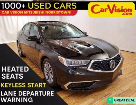 2018 Acura TLX for sale at Car Vision Buying Center in Norristown PA