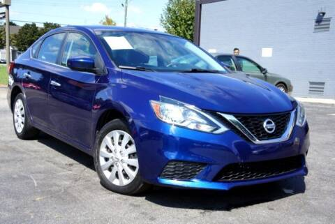 2017 Nissan Sentra for sale at CU Carfinders in Norcross GA