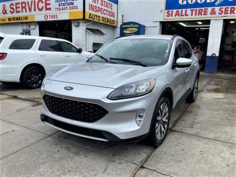 2020 Ford Escape for sale at US Auto Network in Staten Island NY
