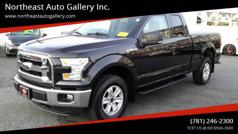2015 Ford F-150 for sale at Northeast Auto Gallery Inc. in Wakefield Ma MA