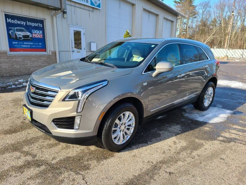 2018 Cadillac XT5 for sale at Medway Imports in Medway MA