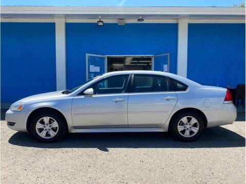 2012 Chevrolet Impala for sale at Khodas Cars in Gilroy CA