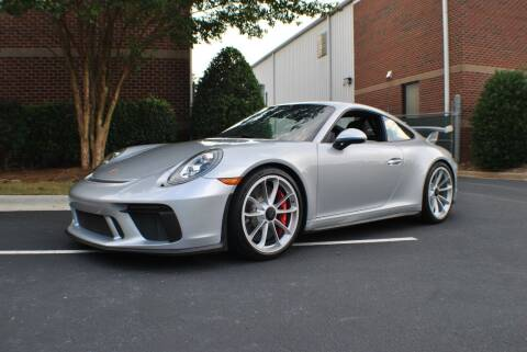 2018 Porsche 911 for sale at Euro Prestige Imports llc. in Indian Trail NC