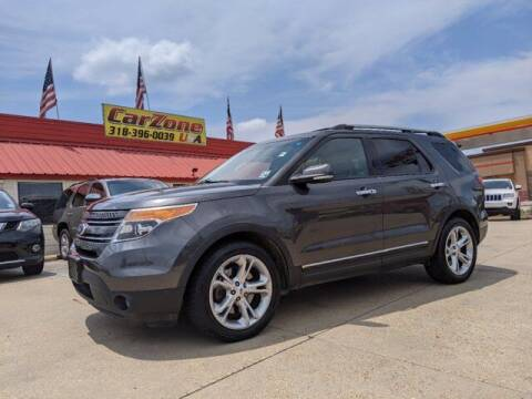 2015 Ford Explorer for sale at CarZoneUSA in West Monroe LA