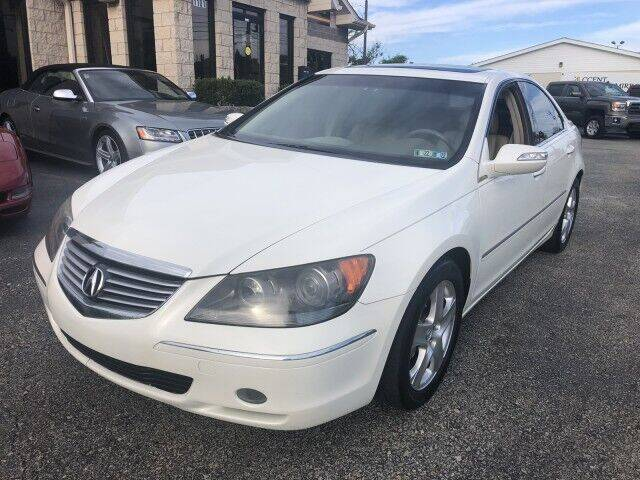 2008 Acura RL for sale in North Versailles, PA