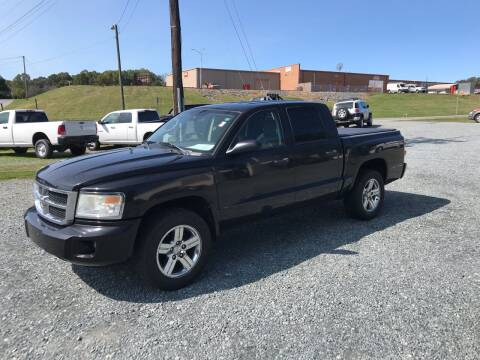 2008 Dodge Dakota for sale at Clayton Auto Sales in Winston-Salem NC
