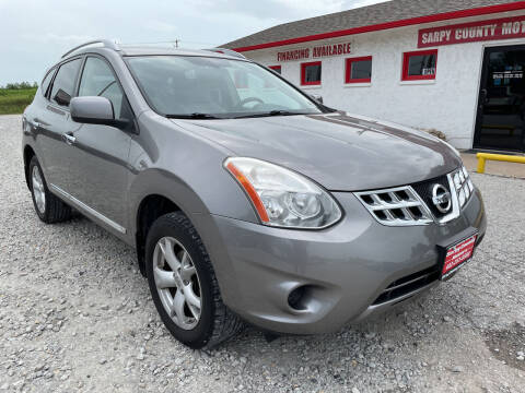 2011 Nissan Rogue for sale at Sarpy County Motors in Springfield NE