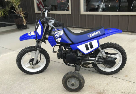 2015 Yamaha PW50F1 for sale at Gaither Powersports & Trailer Sales in Linton IN