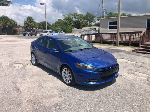 2013 Dodge Dart for sale at Friendly Finance Auto Sales in Port Richey FL