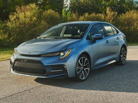 2021 Toyota Corolla for sale at Sam Leman Toyota Bloomington in Bloomington IL