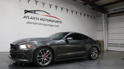2016 Ford Mustang for sale at Atlanta Motorsports in Roswell GA