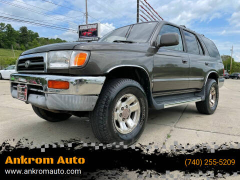 1998 Toyota 4Runner for sale at Ankrom Auto in Cambridge OH
