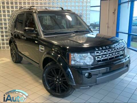 2011 Land Rover LR4 for sale at iAuto in Cincinnati OH