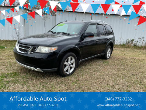 2005 Saab 9-7X for sale at Affordable Auto Spot in Houston TX