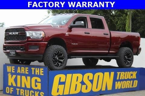 2019 RAM Ram Pickup 2500 for sale at Gibson Truck World in Sanford FL