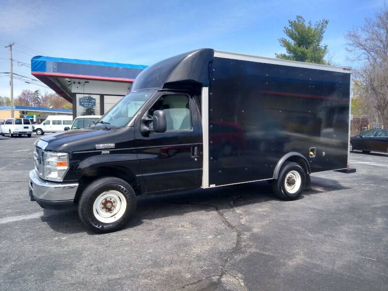 2016 Ford E-Series Chassis for sale at 125 Auto Finance in Haverhill MA