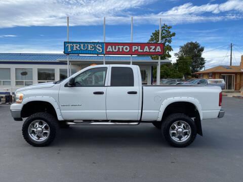 2006 Dodge Ram Pickup 3500 for sale at True's Auto Plaza in Union Gap WA