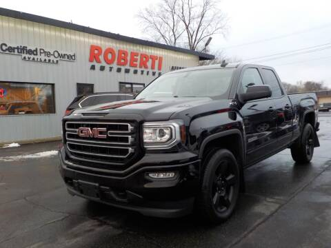 2017 GMC Sierra 1500 for sale at Roberti Automotive in Kingston NY