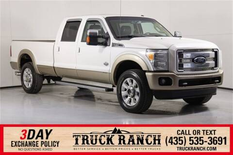 2014 Ford F-350 Super Duty for sale at Truck Ranch in Logan UT